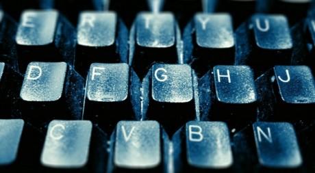 Un clavier © Marcie Casas/Flickr/CC
