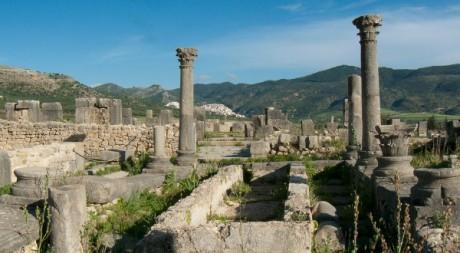Les ruines de Volubilis © Chico Boomba/FLICKR/CC