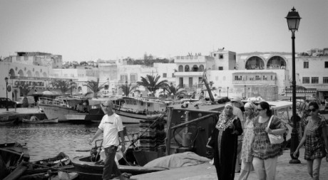 Le vieux port de Bizerte, by Ena Tounes via Flickr CC.