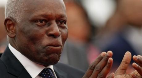 Le président Eduardo Dos Santos le 28 août 2012. REUTERS/SIPHIWE SIBEKO