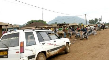Cameroon Village_1557, by hoyasmeg via Flickr CC.