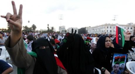 Manifestations lors de la «Journée des martyrs», 16 septembre 2012. © REUTERS/Anis Mili