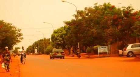 Bobo-Dioulasso, ville tranquille et arborée, à l'air moins irrespirable que celui de la capitale ©Cerise Assadi-Rochet