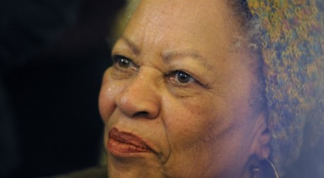 Toni Morrison, Paris, novembre 2010.  Philippe Wojazer/ Reuters