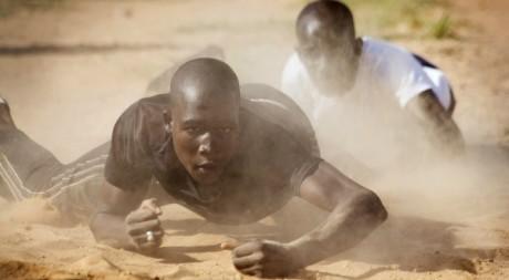 Camps de jeunes combattants pour le Nord-Mali le 25 septembre 2012.Reuters/Stringer