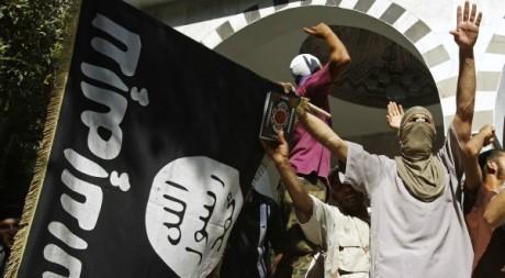 Manifestation de salafistes à Tunis le 17 septembre 2012. Reuters/Zoubeir Souissi