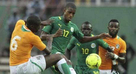 Match de qualification pour la CAN 2013, Sénégal-Côte d'Ivoire, Abidjan, ssept. 2012. © REUTERS/Luc Gnago