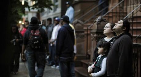 A Harlem, New York, 5 mai 2012. REUTERS/Eduardo Munoz