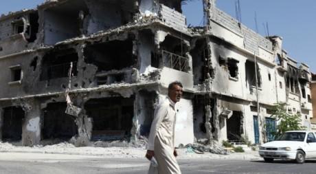 Ville de Syrte, le 6 juillet 2012. Reuters/Anis Mili