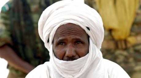 Chef touareg malien au Niger, 5 mars 2005. REUTERS