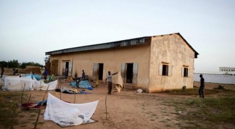 Camp d'entraînement des Forces de libération du nord, Sevaré, septembre 2012. © REUTERS/Stringer