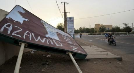 Gao (Nord-Mali), le 16 juillet 2012. AFP/Issouf Sanogo