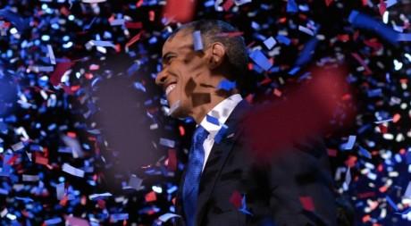 Le président des Etats-Unis Barack Obama, le 7 novembre 2012, photo AFP / Jewel Samad