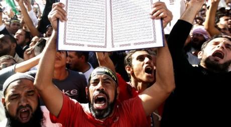 Manifestation de milliers de salafistes au Caire le 9 novembre 2012. Mohamed Abd El Ghany / Reuters