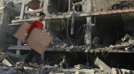 Gaza le 18 novembre 2012. Reuters/Mohammed Salem