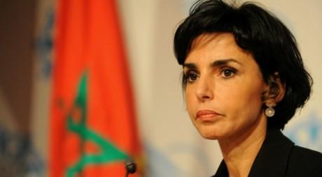 Rachida Dati à Tanger le 20 novembre 2009