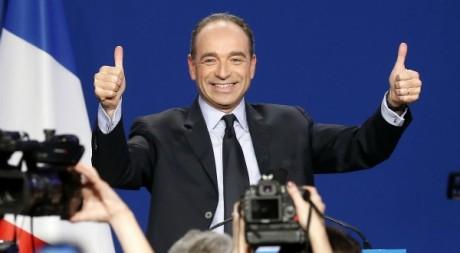 Jean-François Copé le 16 novembre 2012 à Paris. REUTERS/Benoit Tessier