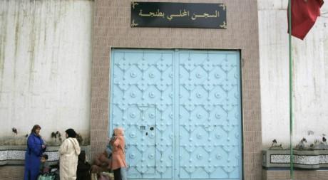 La prison de Tanger. AFP/Abdelhak Senna