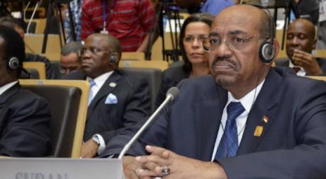 Le président soudanais Omar el-Béchir, le 15 juillet 2012 à Addis Abeba. REUTERS/Tiksa Negeri