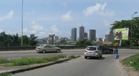Cocody, Abidjan , by abdallahh vi Flickr CC