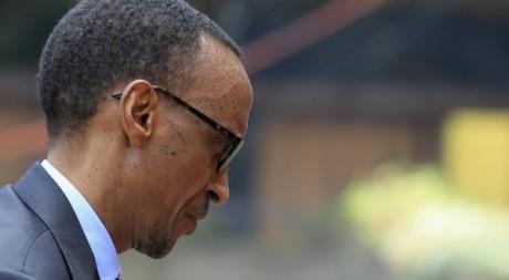 Paul Kagamé, à Nairobi, novembre 2012. © REUTERS/Noor Khamis