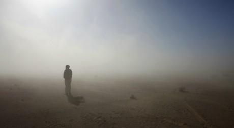 Le désert du Sahara, entre Tindouf et Tifartiti, 2011 © REUTERS/Juan Medina
