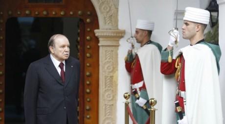 Abdelaziz Bouteflika, Alger, novembre 2012. © REUTERS/Louafi Larb