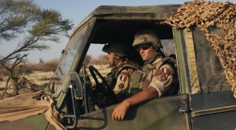 Soldats français au Mali le 18 février 2013. REUTERS/Joe Penney