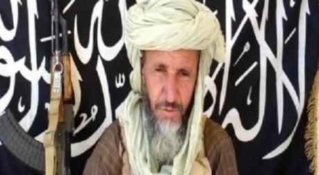 Capture d'écran, d'une vidéo diffusée en 2012, dans laquelle apparaît Abou Zeid © Sahara medias
