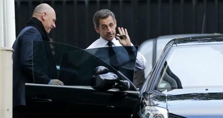 L'ex-président français Nicolas Sarkozy, Paris, novembre 2012. © REUTERS/Benoit Tessier