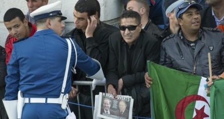 Visite de François Hollande à Alger le 19 décembre 2012. REUTERS/Bertrand Langlois