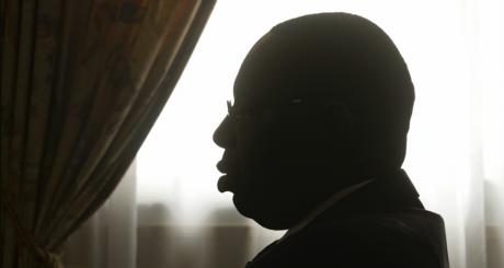 Macky Sall, Dakar, juilet 2012 / Reuters