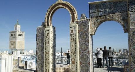 La médina de Tunis, janvier 2013 / REUTERS