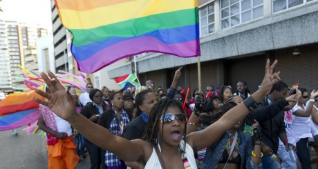 Gay Pride à Durban, juillet 2011 / REUTERS