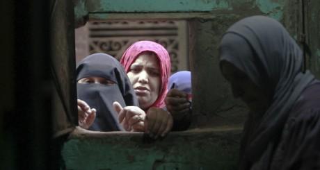 Egyptiennes, Le caire, mars 2013 / REUTERS