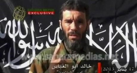 Mokhtar Belmokhtar, capture d'écran / Reuters