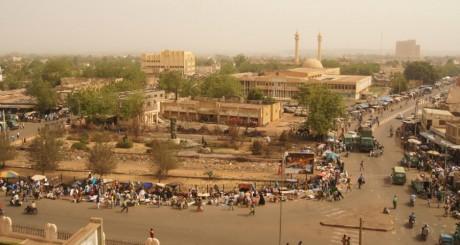 Vue de Bamako © Ambroise Védrines