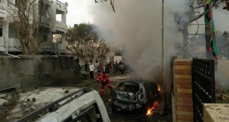 Tripoli, le 23 avril 2013. Photo prise par @Eh4b10.