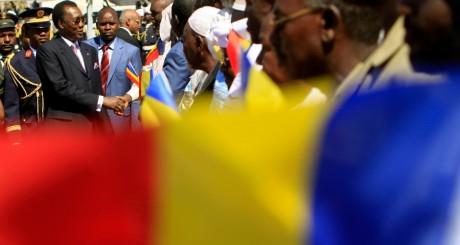 Idriss Déby, décembre 2011 / REUTERS