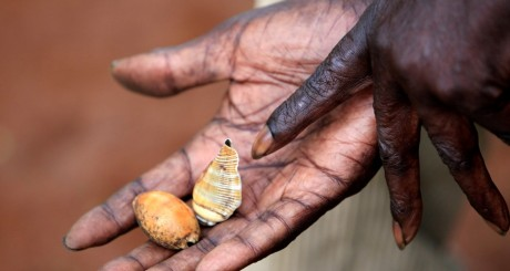 Amulettes, Kogelo, Kenya / REUTERS