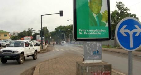 Une des rares images de Malabo (Gunée équatoriale), juillet 2010 / AFP