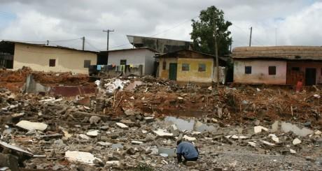 Une casse à Yaoundé / Flickr CC