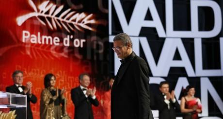 Abdellatif Kéchiche, Cannes, 26 mai 2013 /AFP
