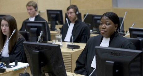 La procureure de la CPI, Fatou Bensouda / AFP