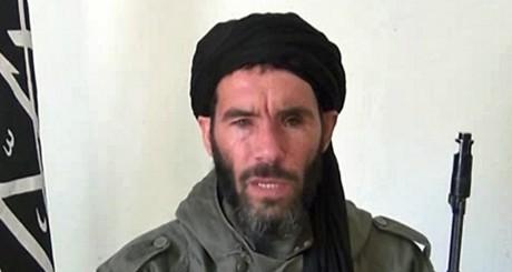 L'Algérien Mokhtar Belmokhtar / AFP