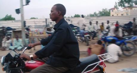 Circulation dans les rues de N'djamena / Flickr CC