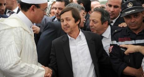 Saïd Bouteflika à Alger en 2012 / AFP