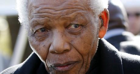 Nelson Mandela, juin 2010 / AFP