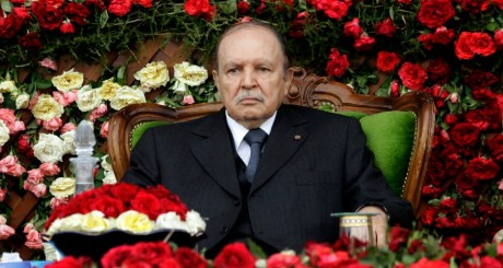 Abdelaziz Bouteflika en juin 2012 / REUTERS