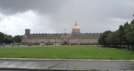 Abdelaziz Bouteflika séjourne à l'institution des Invalides, Paris / Flickr CC